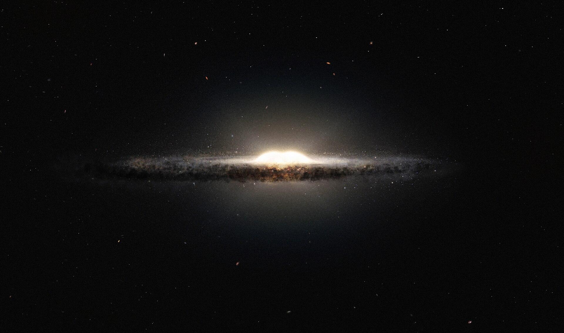 bulge  astronomy
