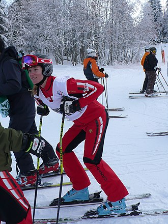 Ashleigh McIvor - McIvor on the World Cup stop in Les Contamines