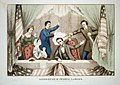Assassination of President A. Lincoln, April 14th 1865 at Ford's theater, Washington, D.C. LCCN2013646793.jpg