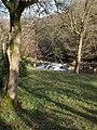 At Steps Bridge - geograph.org.uk - 1772762.jpg
