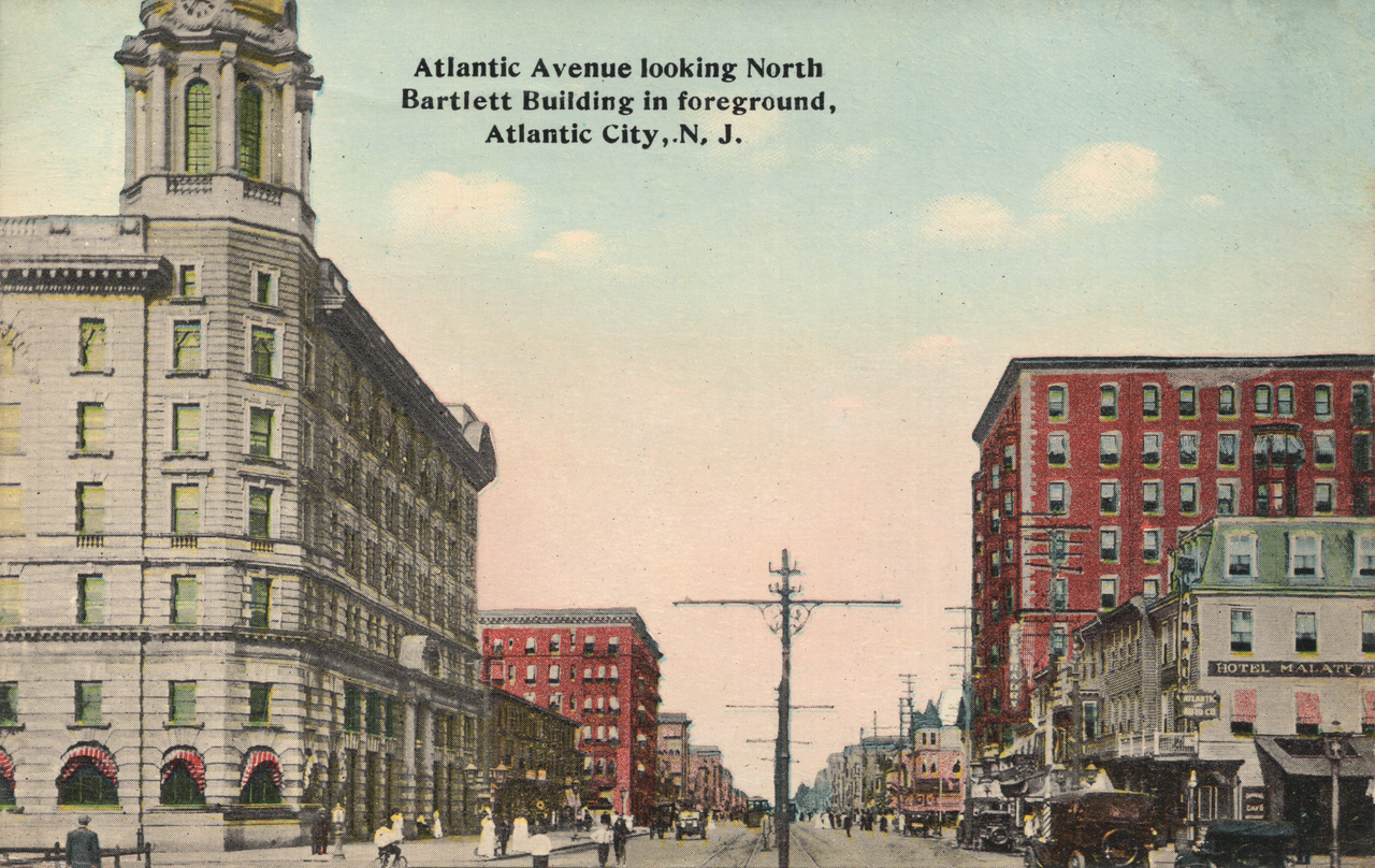 City Line Avenue >> File:Atlantic Avenue looking north, Atlantic City, NJ.png - Wikimedia Commons