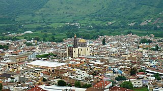 Atotonilco El Alto Municipality and Town in Jalisco, Mexico