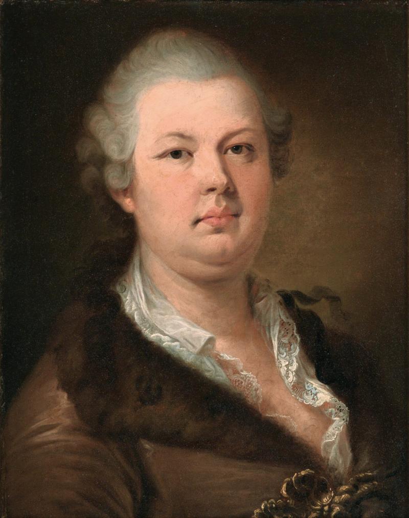 Приписывается Лампи Старшему - Предполагаемый портрет Калиостро.png