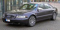 Audi S8 thumbnail