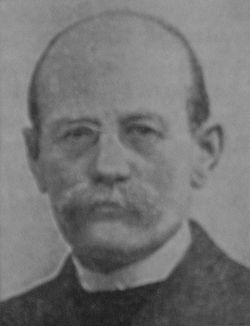 August Wijkander