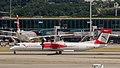 Austrian Airlines -De Havilland Canada DHC-8-400 - OE-LGN - Zurich International Airport-5445.jpg