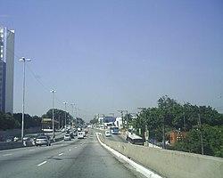 Avenida Washington Luís Desentupidora