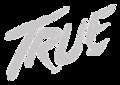 Avicii - True (logo).png