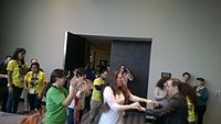 Avner and Darya's wiki Wedding at Wikimania by ovedc 30.jpg