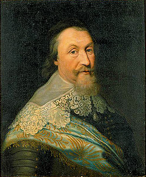 Lord High Chancellor of Sweden - Image: Axel Oxenstierna 1635