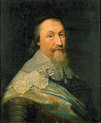 Oxenstierna - Image: Axel Oxenstierna 1635