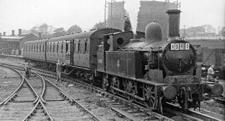 Aylesbury High Street railway station