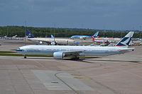 B-KQA - B77W - Cathay Pacific