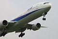 B777-381(JA757A) approach @ITM RJOO (1090220755).jpg
