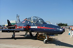 BAe Systems Hawk 102D at RIAT 2005.jpg