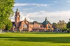 Wiesbaden - Schlossplatz - Niemcy