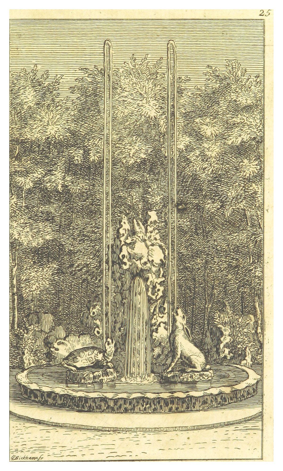 Trente six fables d 39 sope le li vre et la tortue wikiversit - Dessin du lievre et de la tortue ...