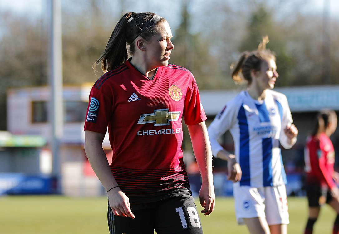 BHA Women 0 Man Utd Women 2 WFAC 4th rd 03 02 2019-431 (46072266065).jpg