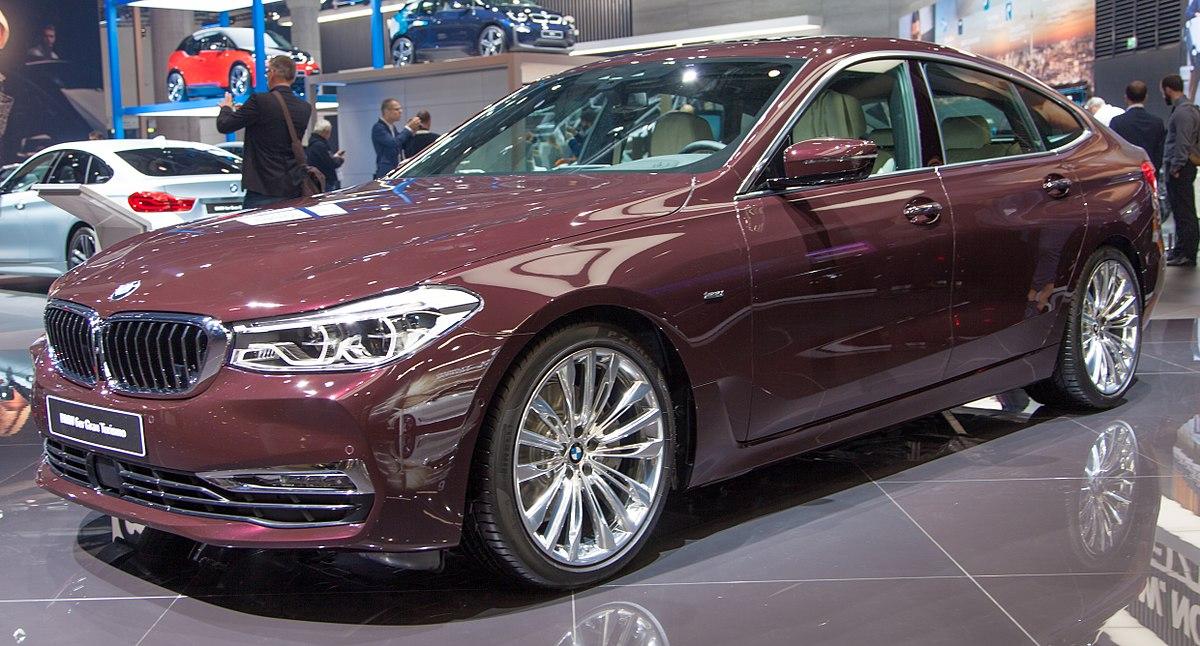 BMW 6er Gran Turismo – Wikipedia