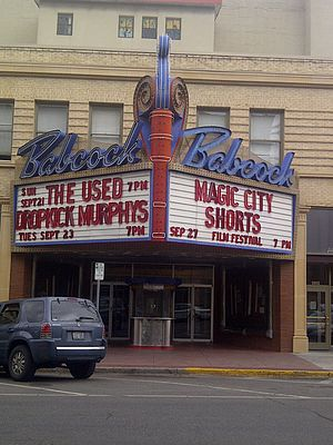National Register of Historic Places listings in Yellowstone County, Montana - Image: Babcock Theater