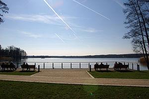 Bad Saarow - Bad Saarow Scharmützelsee (Scharmützel lake)