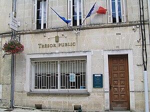 Baignes-Sainte-Radegonde - The Tax Office