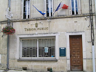 Baignes-Sainte-Radegonde - The Tax Office