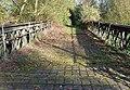 Bailey Bridge at Alrewas, Staffordshire - geograph.org.uk - 1579624.jpg