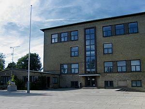 Bakkegårdsskolen - Image: Bakkegårdsskolen 2