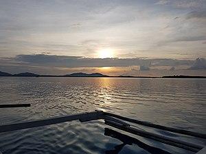 Balabac Strait - Balabac Strait sunset on Winter Solstice