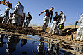 Balad Firefighters Clean Chemical Spill DVIDS137588.jpg