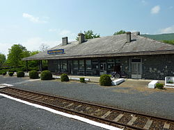 Balatonederics station 2011.jpg