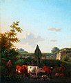 Balthasar Paul Ommeganck - Landscape with Cattle.jpg