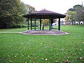 Band stand, The Grange, Omagh - geograph.org.uk - 579863.jpg