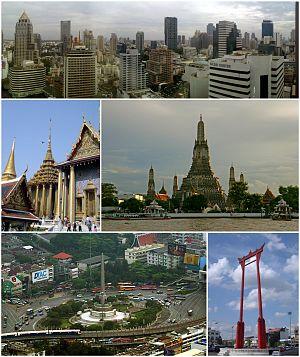 Bangkok Montage