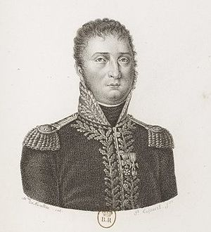 Baptiste Pierre Bisson - General of Division Baptiste Pierre Bisson