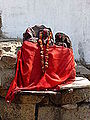Barabar Caves - Temple Statues (9227451894).jpg