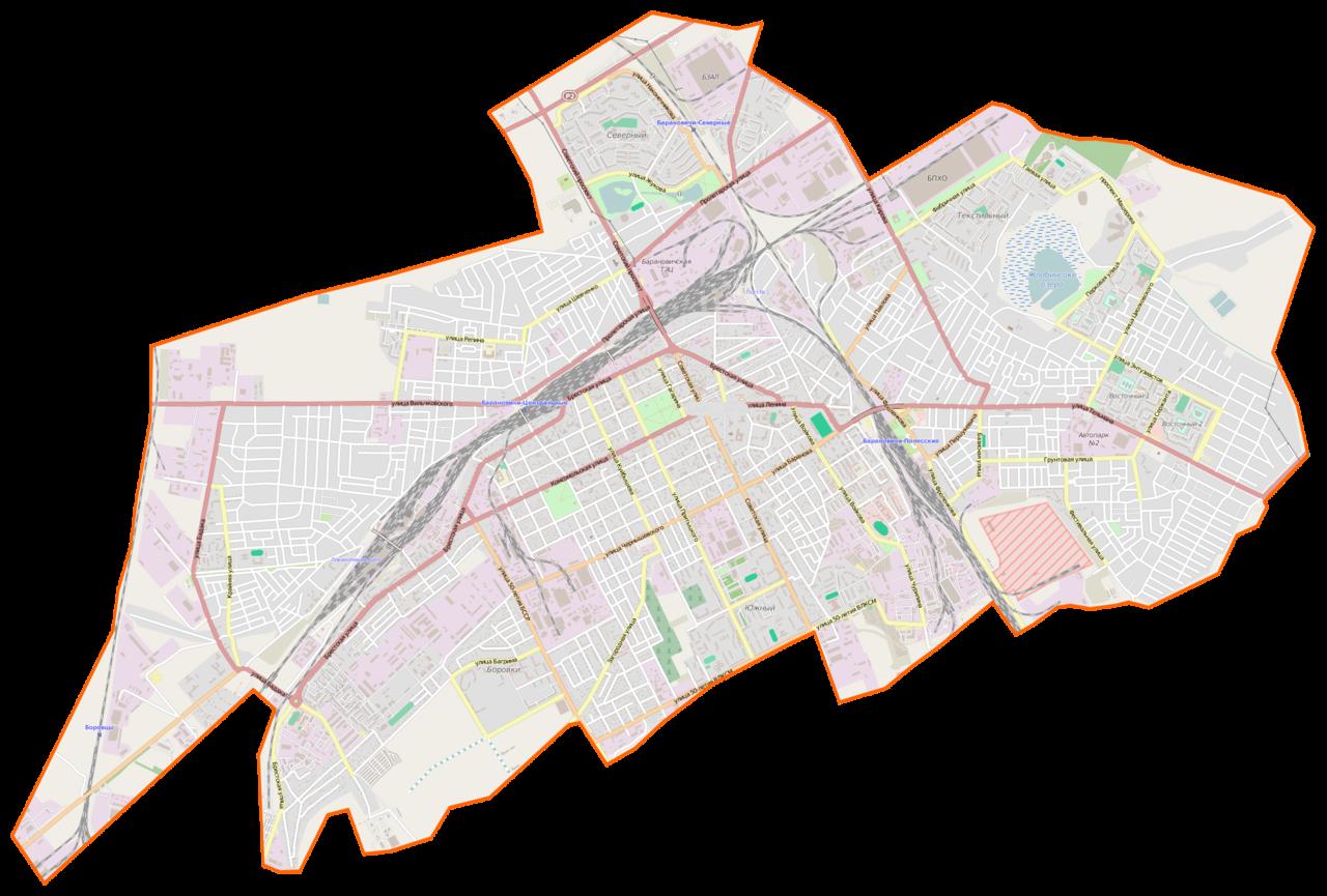 FileBaranovichi location mappng Wikimedia Commons
