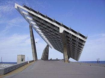 Energ a solar wikipedia la enciclopedia libre for Placas solares barcelona