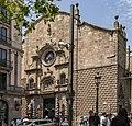 Barcelona - Església de Betlem - Facade.jpg