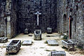 Barcelos-Paço dos Duques de Bragança-Sarcophages-1967 08 27.jpg
