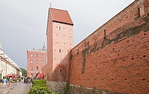 Vecrīga - Image: Barracas de Jacob, Riga, Letonia, 2012 08 07, DD 01
