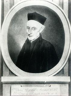 Daniello Bartoli Italian Jesuit cleric-scientist