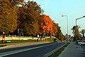 Bartoszyce jesienią 2013. Wyjazd z miasta w stronę Kętrzyna i Giżycka. - panoramio.jpg