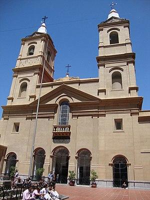 Santo Domingo convent - Image: Basílica del Rosario (Buenos Aires)