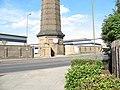 Base of dockyard chimney - geograph.org.uk - 536045.jpg