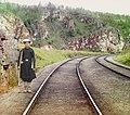 Bashkir in Railway.jpg