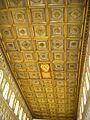 Basilica di Sant'Apollinare Nuovo - soffitto.JPG