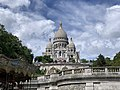 Basilique Sacré Cœur Montmartre façade sud Paris 7.jpg