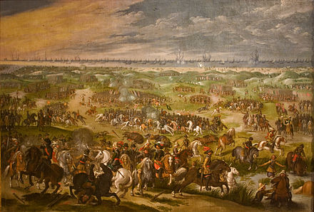 Eighty Years' War, or Dutch Revolt against Spain Batalla Sebastian Vranckx.jpg